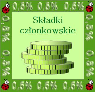 Skladki Czlonkowskie